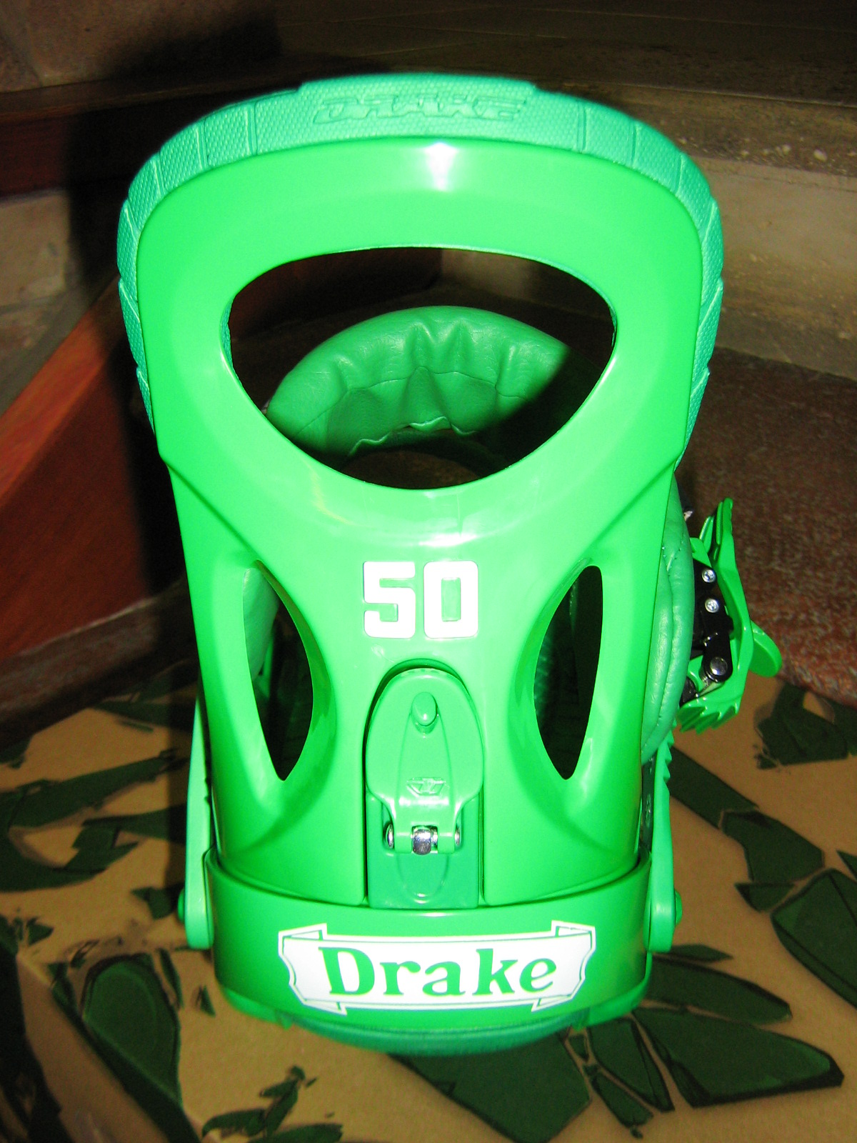 Drake Fifty (green)